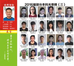 2016屆部分本科光榮榜(三)